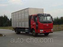 百勤牌XBQ5160CCQZ32型畜禽运输车