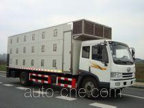 百勤牌XBQ5160XXQ型畜禽运输车