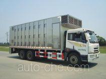 百勤牌XBQ5250XCQZ47型畜禽运输车