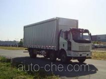 Baiqin XBQ5250XXYJ20 box van truck