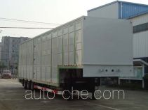 百勤牌XBQ9320CCQZ90型畜禽运输半挂车