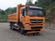Tiema XC3253CB384 dump truck