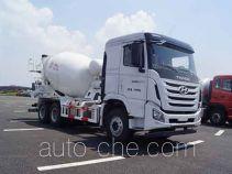 铁马牌XC5252GJBJDK1型混凝土搅拌运输车