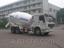 Tiema XC5253GJBZA concrete mixer truck