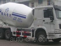 铁马牌XC5253GJBZA型混凝土搅拌运输车