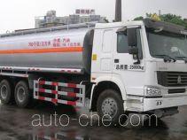Tiema XC5253GJYYZAA fuel tank truck