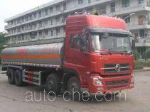 Tiema XC5313GHYYEAD chemical liquid tank truck