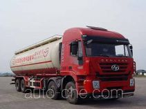Tiema XC5314GFLHA low-density bulk powder transport tank truck