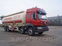 Tiema XC5314GFLLA low-density bulk powder transport tank truck