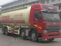 Tiema XC5314GFLZA low-density bulk powder transport tank truck