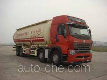 Tiema XC5314GFLZA low-density bulk powder transport tank truck