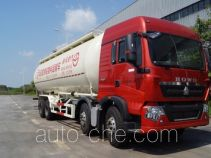 Tiema XC5314GFLZG low-density bulk powder transport tank truck