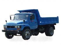 力神牌XC5820CD-1型自卸低速货车