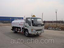 福玺牌XCF5061GHY型化工液体运输车