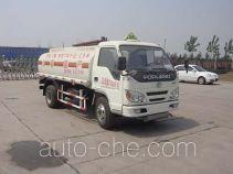福玺牌XCF5080GHY型化工液体运输车
