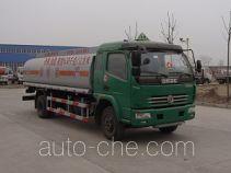 福玺牌XCF5121GHY型化工液体运输车