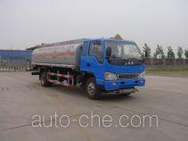 福玺牌XCF5122GHY型化工液体运输车