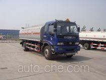 福玺牌XCF5150GHY型化工液体运输车