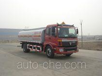 福玺牌XCF5160GHY型化工液体运输车