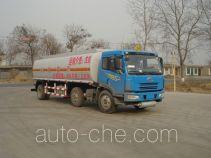 福玺牌XCF5251GHY型化工液体运输车