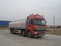福玺牌XCF5312GHY型化工液体运输车