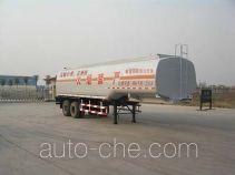 Fuxi XCF9350GHY chemical liquid tank trailer
