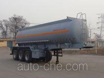 Fuxi XCF9400GFW corrosive materials transport tank trailer