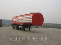 Fuxi XCF9401GHY chemical liquid tank trailer
