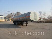 Fuxi XCF9401GRYD flammable liquid tank trailer