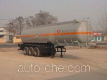 Fuxi XCF9402GFW corrosive materials transport tank trailer