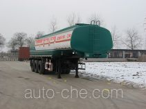 Fuxi XCF9402GHY chemical liquid tank trailer