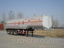 Fuxi XCF9404GHY chemical liquid tank trailer