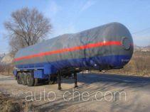 Xingniu XCG9401GHY chemical liquid tank trailer