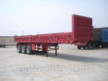 承泰牌XCT9400ZZX型自卸运输半挂车