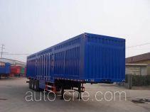 Chengtai XCT9403XXY box body van trailer