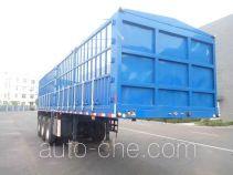 承泰牌XCT9406CCY型仓栅式运输半挂车