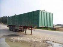Xuda XD9390XXY box body van trailer