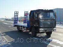 吉平雄风牌XF5160TPB型平板运输车