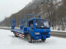 Jiping Xiongfeng XF5163TPB flatbed truck