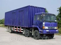 庐山牌XFC5240XXY型厢式运输车