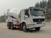 厦工牌XGQ5252GJBHO型混凝土搅拌运输车