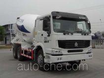 厦工牌XGQ5253GJBHO型混凝土搅拌运输车