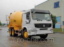 厦工牌XGQ5254GJBHO型混凝土搅拌运输车