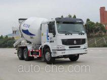 厦工牌XGQ5259GJBA型混凝土搅拌运输车