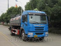 Peixin XH5163GFW corrosive substance transport tank truck