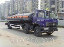 培新牌XH5251GHY型化工液体运输车