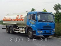 培新牌XH5253GHY型化工液体运输车