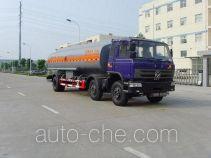 培新牌XH5255GHY型化工液体运输车