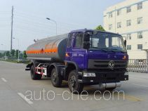 培新牌XH5256GHY型化工液体运输车