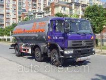 培新牌XH5256GHYA型化工液体运输车